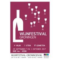 Wijnfestival Groningen 28-30 september 2018